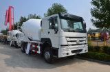 Camion de mélangeur concret de la Chine Sinotruck HOWO 5m3-20m3 à vendre