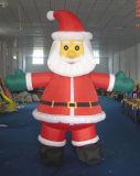 크리스마스 산타클로스 팽창식 훈장