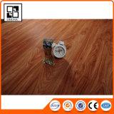 Carrelages en bois de verrouillage ignifuges de vinyle de PVC de regard pour la maison