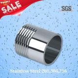 Stainless Steel Feminino de acoplamento, acessórios para tubos