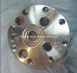 La fabbrica fornisce il pezzo meccanico di CNC di precisione di alluminio