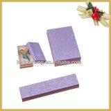 Luxuxschmucksache-verpackender Papiergeschenk-Kasten