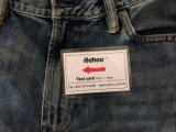 Ткань Jean/Close-Fitting детектор иглы кальсон