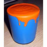 PU streichen Eimer-Form-Druck-Spielzeug an