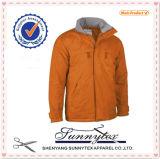 Parka di vendita caldo 2016 del rivestimento riempito Mens dei vestiti dell'OEM di Sunnytex