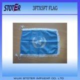 Indicateur bon marché de polyester de la coutume 3ftx5FT