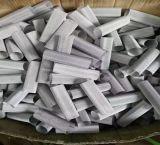 altezza di 5.85mm tubo tessuto metallo del vaglio filtrante della rete metallica dell'acciaio inossidabile dai 100 micron