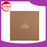 Marchio Embossed Microfiber Clothes per Jewelry Polishing
