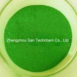 Verde 835 do óxido de ferro para o concreto/telhas