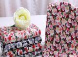 Tissu estampé par coton 100% chaud de vente