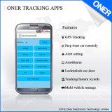 Perseguidor de seguimiento en tiempo real APP de SMS GPS