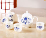 Design de moda Elegant Tea Pot Ceramic Tea Set