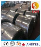 Bobina de acero galvanizada ASTM 201 304 del acero inoxidable de la bobina