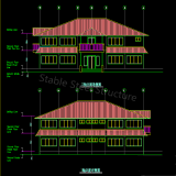 Camera prefabbricata poco costosa prefabbricata per l'edificio per uffici di Admin