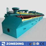 Machine fiable de flottaison de minerai d'or