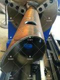 Mittellinien-Rohr-Gefäß-Plasma-Ausschnitt CNC-5 mit einer Genauigkeits-Schrägfläche für Stahlherstellungs-Arbeit