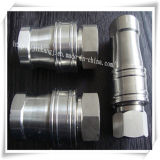 Edelstahl-Ventil-pneumatischer Stecker