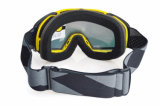Стекел UV сноубординг Eyewear 400 PC защитный для взрослого
