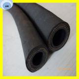 Mangueira hidráulica de alta pressão 4sh da mangueira de borracha industrial 1 polegada