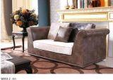 新しいデザイン熱い販売新しい古典的な様式のホーム家具ハイエンドファブリックソファー