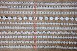 衣服のための卸し売り綿の刺繍のレース