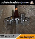 Mand Van uitstekende kwaliteit van de Opslag van de Badkamers van het Roestvrij staal van de luxe de Vastgestelde