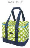 日本様式の旅行のためのピクニッククーラー袋手の昼食袋のアイスパック