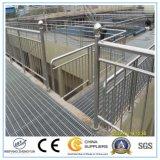 家畜のための電流を通された溶接された金網のパネル