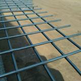 Painel soldado galvanizado da cerca do engranzamento de fio