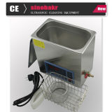 Mini lavatrice ultrasonica per le piccole parti