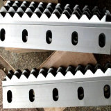 Flache Stäbe für Sprung-Ausschnitt-Schaufeln
