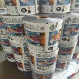 Пленка пластмассы изготовленный на заказ прозрачного Eco-Friendly крена еды Sealant упаковывая прокатывая