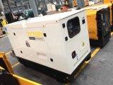산업 & 가정 사용을%s 22.5kVA Quanchai 방음 디젤 엔진 발전기
