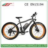 bicicleta eléctrica del neumático gordo eléctrico de la bici de 48V 500W