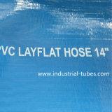 Tuyau de PVC Layflat de 14 pouces