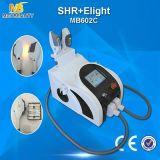 Máquina portable IPL Shr RF (MB0602C) del retiro del pelo de la belleza de Elight