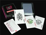 Карточки PVC пластмассы казина верхнего качества играя (S102)