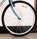 """26 """"非鋼鉄中断山の自転車かバイク(SH-MTB040)"""