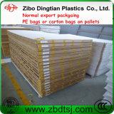Placa material da espuma do PVC do PVC