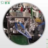 Soldador de plástico automático de plataforma giratória automática