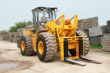 Forklift diesel Wheel Loader Parte para Sale Block Handler Arrangement