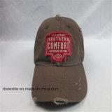 顧客用Qulified6はスポーツの帽子の野球帽及び帽子にパネルをはめる