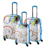 New! Cheaper PC Luggage Set, PC Zipper Trolley (PPL05-PC-C20/24/28)