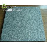 Tegel van de Muur van de Oppervlakte van de Sesam van de fabriek 30X30 G612 de Groene Graniet Opgepoetste voor Buitenkant
