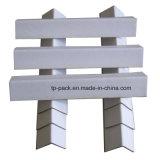 Protecteur de bordure en carton blanc en carton