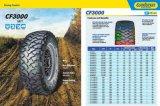 Comforser CF3000 Schlamm und Auto-Reifen des Schnee-M+S SUV 4*4 (31*10.50R15, 33*12.50R15, 35*12.50R15, LT235/85R16, LT245/75R16, LT265/75R16, LT285/75R16, 35*12.50R17LT)