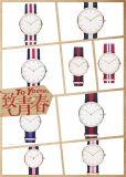 주문 로고 일본 Movt (DC-833)를 가진 지능적인 손목 석영 시계