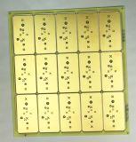 Oro de la inmersión de la tarjeta del PWB de la capa doble