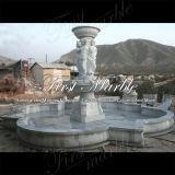 De grote Fontein van Metrix Carrara van het Beeldhouwwerk voor Ambacht mf-569