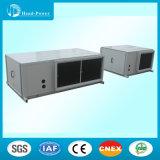 O ar marinho refrigerou a unidade de refrigeração ereta da água de mar do assoalho do refrigerador de água